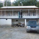 Front des B&B guesthouse in Margheb