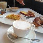 la colazione !