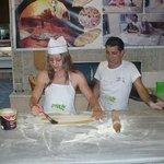Brood maken met omer gozel