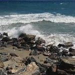 Les vagues