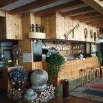 bar e sala colazione