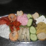 special mezes for ouzo