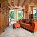 Wohnzimmer Seehaus