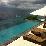 What's not to love about infinity pools and amazing sunset views!