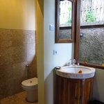 WC & 2nd sink