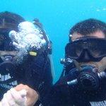 2 diver per instructor