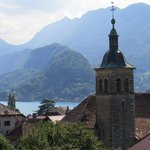 Around Lake Annecy