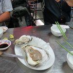 wasabi oyster
