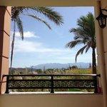 balkon udsigt mod øst