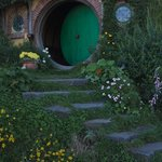 One of the many Hobbit Holes
