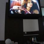 Grande tv mais réception analogique médiocre