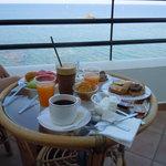 magnifica colazione di Elea Mare Peloponneso