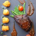 Wagyu Beef Steak au Poivec, Wagyu Pepper Steak