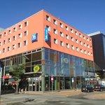 Ibis budget hotel am ZOB Flensburg