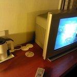 a esto le llaman TV plana de plasma