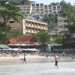 Photo de Kata Sun Beach
