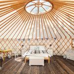Amazing yurt interiors