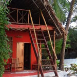 the beach bungalow