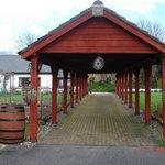 Creacon Lodge Garden