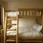 Queen Suite with Bunk Beds