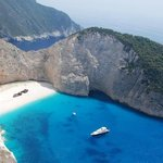 The shipwreck / Navagio