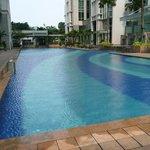 The Fraser Pool 50 m