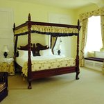 Copeland four poster room