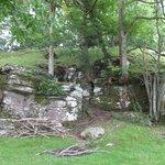 Aberedw Castle (Mound!)
