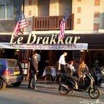 Le Drakkar Extérieure
