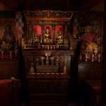 Tibetan Buddhist Shirne Room
