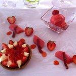 Delicious Rhubarb Dessert