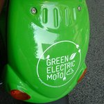 Photo de Green Electric Moto
