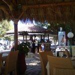 Troulakis beach