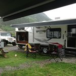 Camping at Red Mtn RV Park