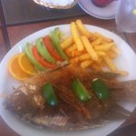 FRIED FISH (Mojarra Frita)