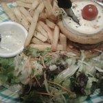patata burger : patata a paulo