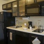 Kitchenette in Suites