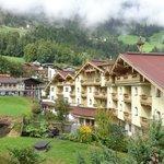 Hotel Kristall in Finkenberg