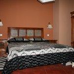 Un dormitorio de Las Casitas