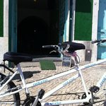 twin bike for rent