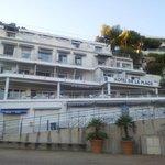 Hotel from Same Same Beach