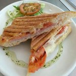 that's a gorgeous panini I don't think it's true what you saying gibbanni