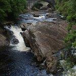 The Falls and main bridge