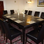 dining room/private meeting room