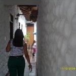 caminando por el pasillo