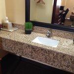 Modern Granite Vanity