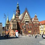 Market Square & Town Hall in Wroclaw