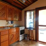 Bright & Open Fully-Stocked Kitchen