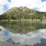 RMNP - Lily Lake - Mountain reflection