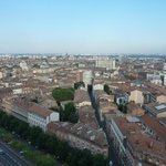 Vue sur le centre de Toulouse